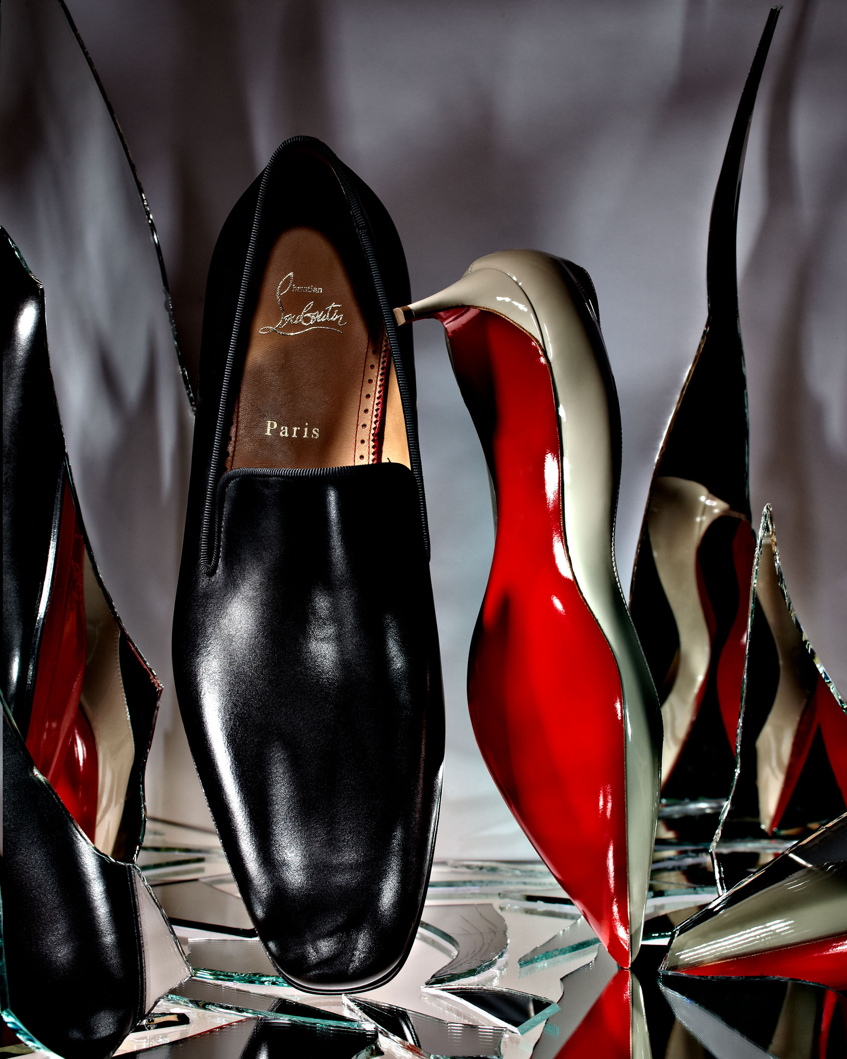 Louboutin Shoes Still Life