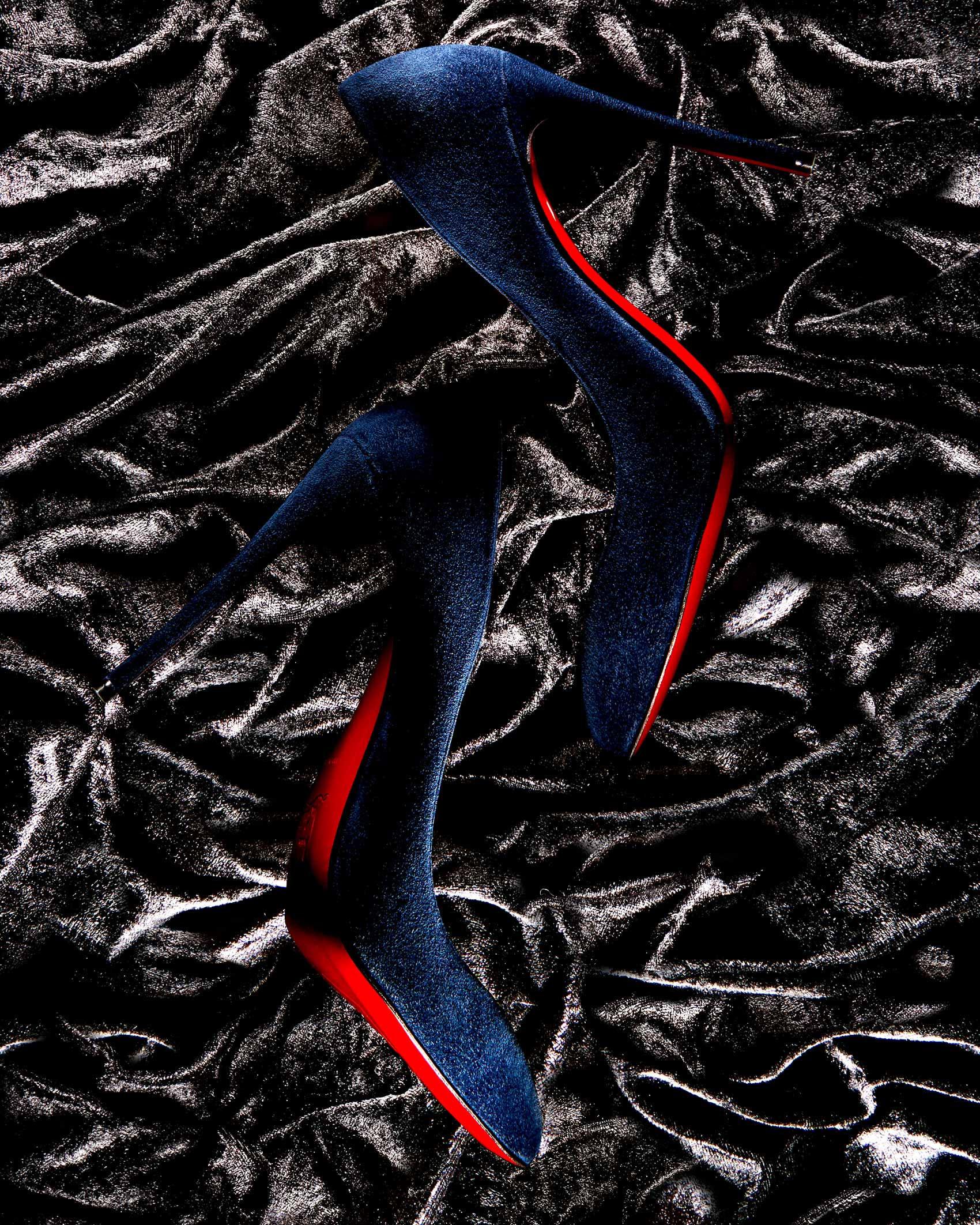 Christian Louboutin Shoe Photography