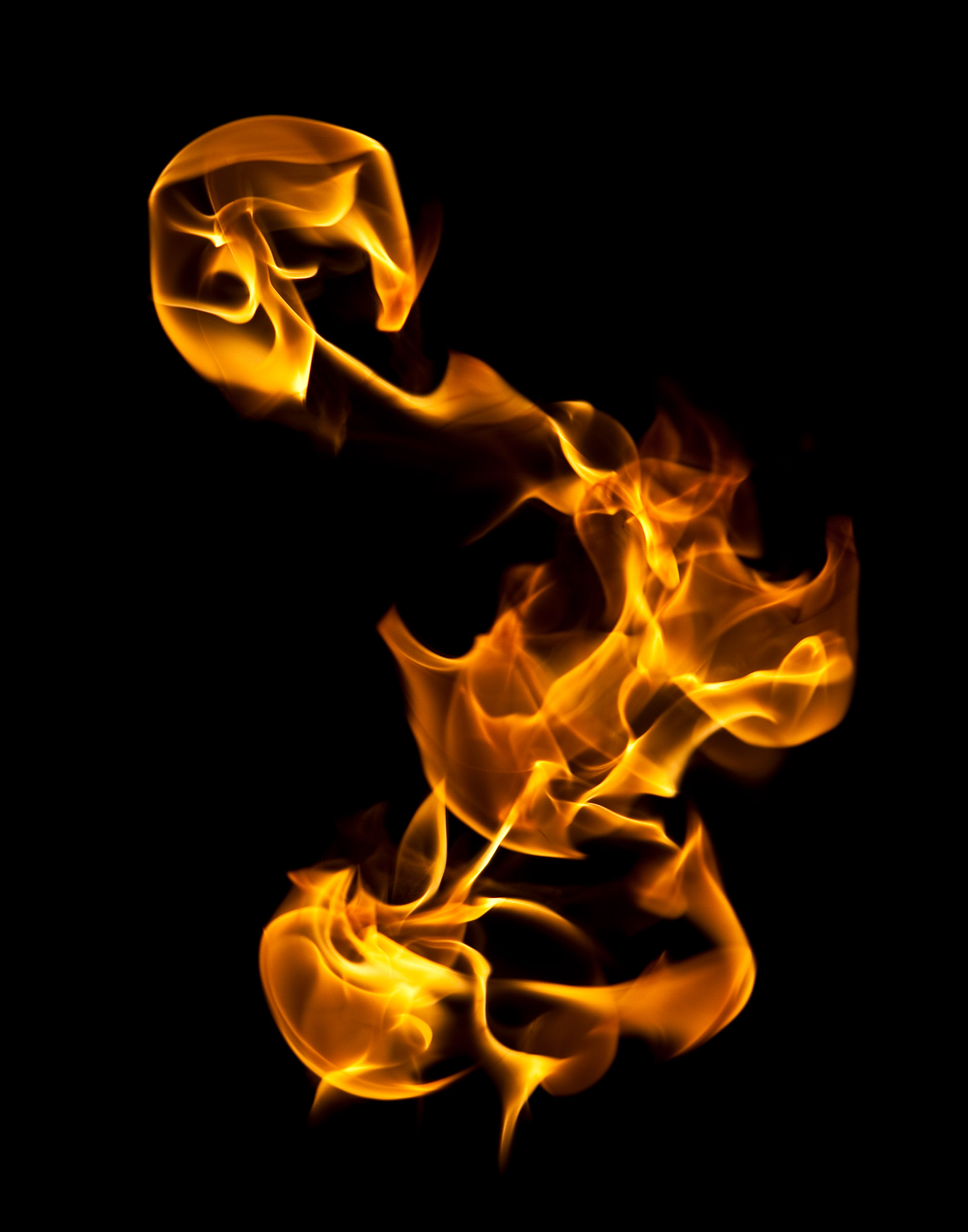 Fire Still Life Series