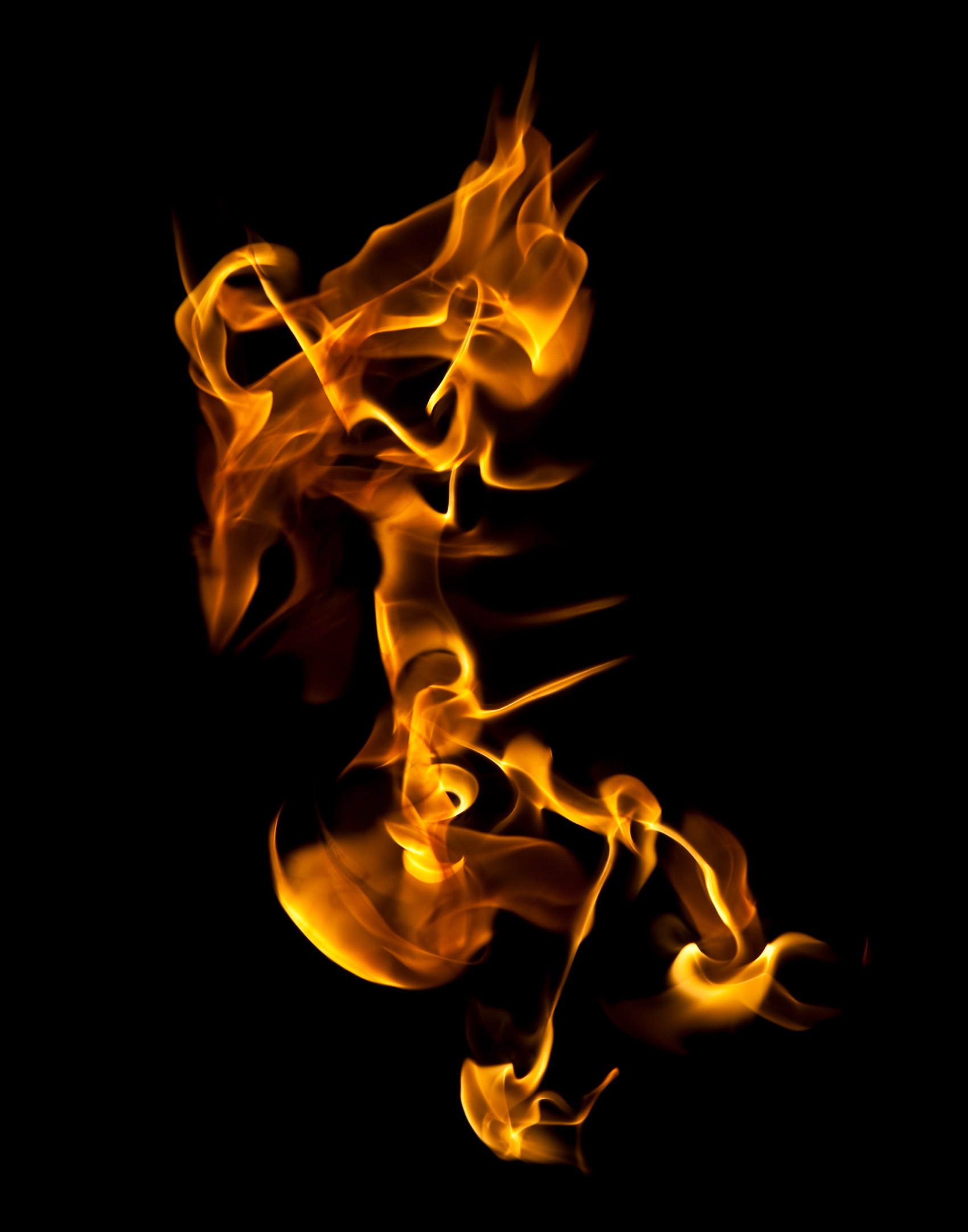 Flame Photography