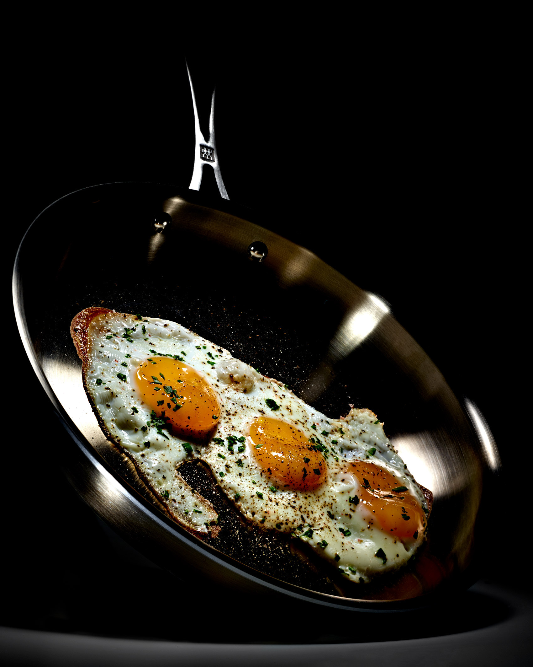 Fried Egg Still Life