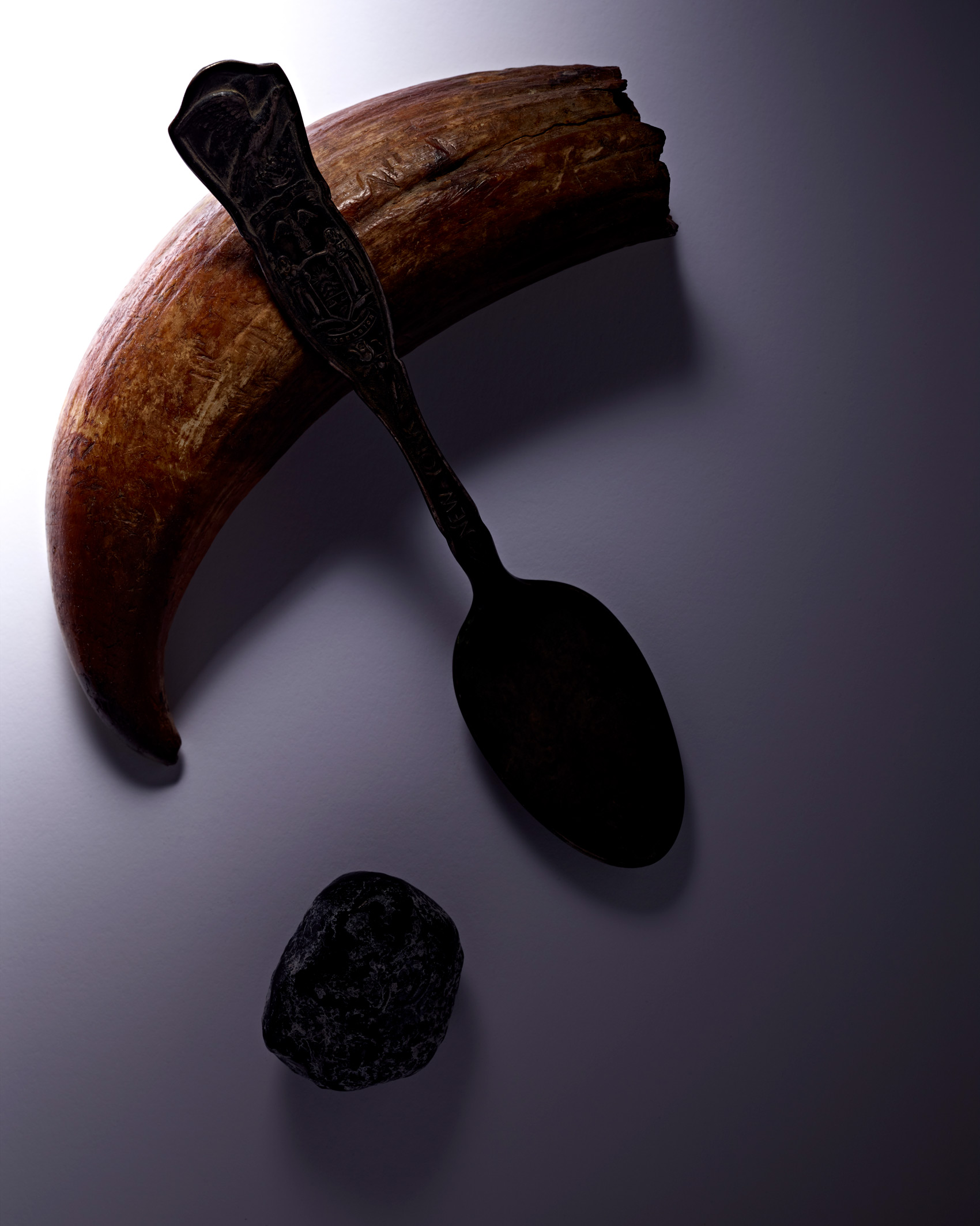 Still Life of a Spoon