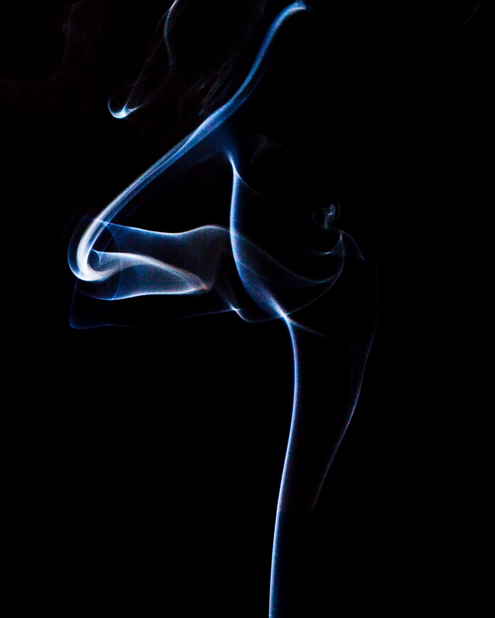 Cigarette Smoke Photography